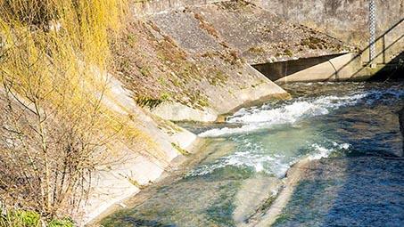parcours eau dijon rejet